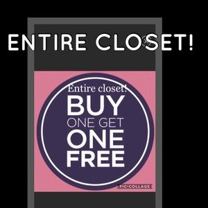 😮Create a bundle! Entire closet 😮fair pricing
